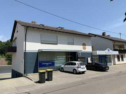 KNIPFER IMMOBILIEN - Wohn- und Geschäftshaus in Günzburg-Reisensburg zum Kauf!