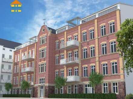 Stilvoll Wohnen in hochwertig sanierten Fabrikgebäude am Theaterplatz!