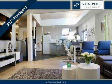 Moderne und großzügige 4-Zimmer Wohnung in Geislingen bei Balingen