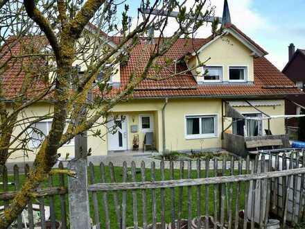 Ein Doppelhaus für ALT und JUNG
