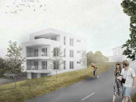 Neubauprojekt - 3,5-Zimmer-Erdgeschosswohnung in zentraler Lage in Heroldstatt zu verkaufen