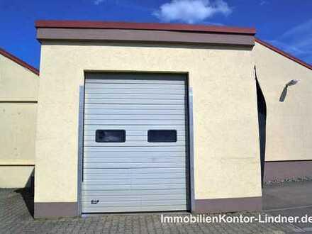 Neustart 2019: Halle, Logistik, Lager, Produktion in Autobahnnähe