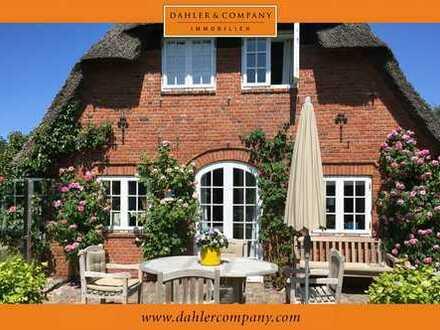 Charmante Doppelhaushälfte mit uneinsehbarem Süd-Garten