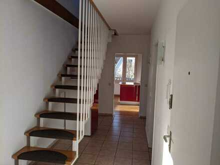 5-Zimmer-Maisonette-Wohnung mit Balkon im Ortskern von Havixbeck
