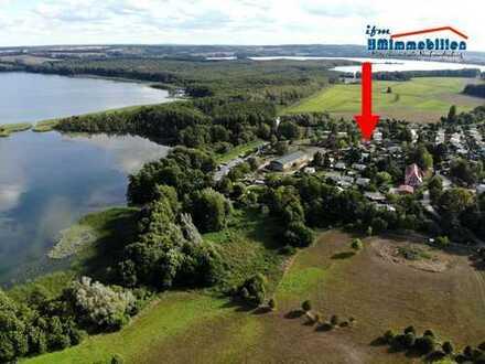 3 möblierte Bungalows in Wald- und Wassernähe auf Eigentumsland