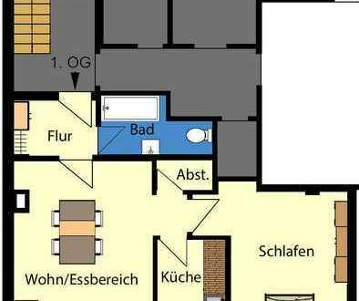 Single-Wohnung! Innenstadtlage!