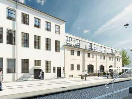 TOP-RENDITE - Gewerbefläche mit Steuervorteil an der Flaniermeile im angesagten Kammgarnquartier!