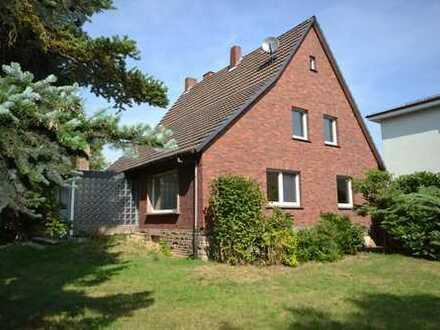 Einfamilienhaus mit großem Garten und alten Baumbestand in Lünen
