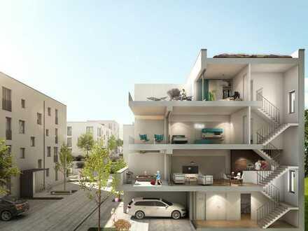 Homeoffice Townhouse – Wohnen und Arbeiten unter einem Dach. Entdecken im virtuellen Rundgang.