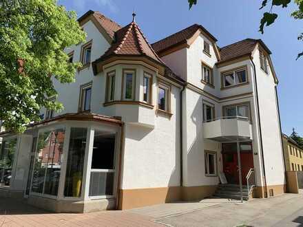Zentral gelegene 3-Zimmer-Wohnung in Neuendettelsau