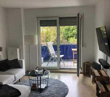2-Zi.Eigentumswohnung mit Balkon und Carport/PKW-Stpl.