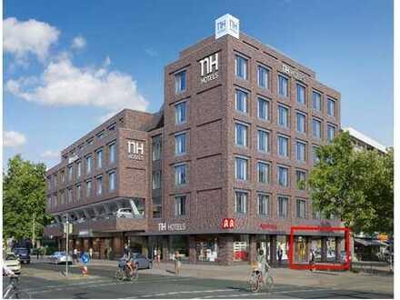 Büro- / Praxisflächen in einmaliger Lage Am Klagesmarkt in Hannover