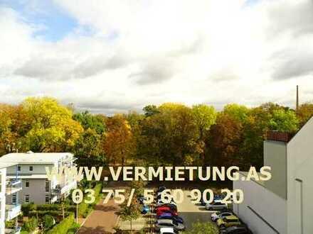 +++ AUFGEPASST! Hier wohnt sich´s gut in Muldennähe! DG mit Lift! +++