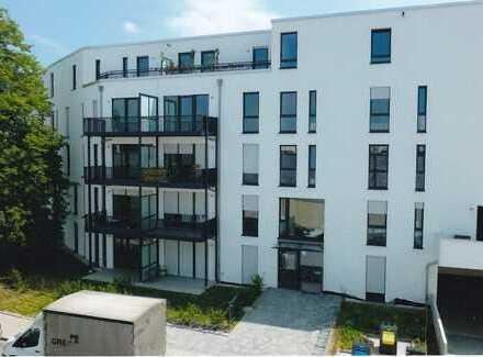 Erstbezug mit Balkon: schöne 2-Zimmer-Wohnung in Merheim, Köln