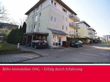 Helle, ruhige Maisonette-Wohnung mit Sichtbalken Nähe Werdersee