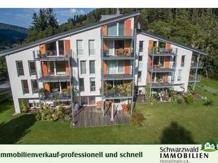 3-Zimmerwohnung bei Bad Wildbad - Gemeinschaftliches Wohnen in Traumlage im Schwarzwald