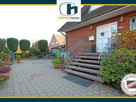 PROVISIONSFREI für Käufer – Attraktive Doppelhaushälfte mit gemütlichem Außenbereich in HH-Curslack