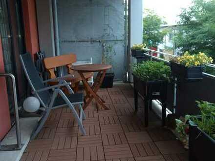 Neuwertige 3-Raum-Wohnung mit Balkon in Bochum-Harpen