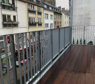 Severinsviertel: Apartment ruhig und zentral gelegen