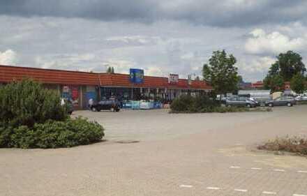 Einkaufszentrum in Genthin zu verkaufen / zu vermieten