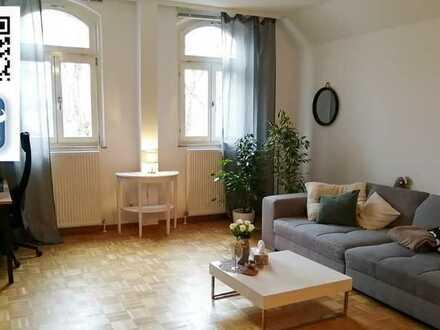 Attraktive 2-Zimmer Wohnung im DG in Sulzbach, Nähe Innenstadt