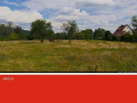 AREAS: Zauberhaft! Baugrundstück mit Elbzugang in Dresden-Söbrigen zu verkaufen.