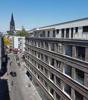 Hohe Pforte 4-6 (95% vermietet): großzügige 3 Zimmerwohnung mit Loggia