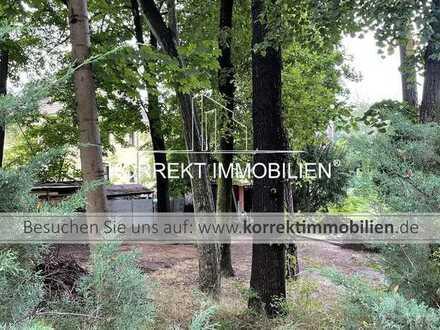Dresden/ Kleinzschachwitz. Projektiertes Baugrundstück für ein EFH zu verkaufen.