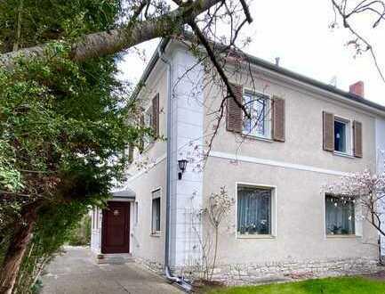 Romantisches Einfamilienhaus in der Villenkolonie Lichterfelde-West