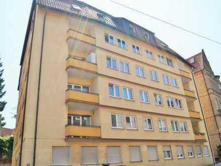 Citnyah Wohnen im begehrten Stuttgarter-Westen - Dreizimmerwohnung im 1.OG mit Balkon