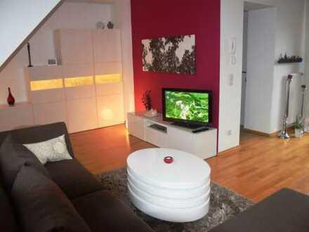 Wunderschöne möblierte 76 m2 Wohnung in Köln-Riehl