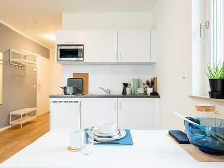Möbliertes Wohnen im Apartmenthaus / Filmpark Babelsberg