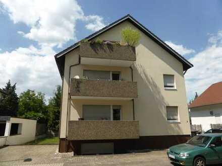1-Zimmer-Wohnun ruhige Lage KA-Neureut