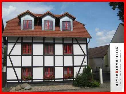 Spreewalddorf Schlepzig: Schicke & gemütliche Landhauswohnung mit Einbauküche