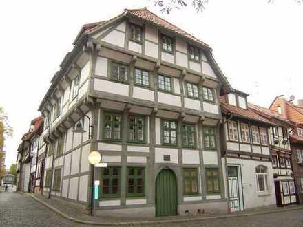 4 Zimmer Erdgeschoss-Wohnung in charmantem Fachwerkhaus in Northeim