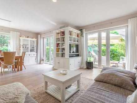Traumhafte Doppelhaushälfte mit viel Liebe zum Detail, ausgebautem Spitzboden und Vollkeller