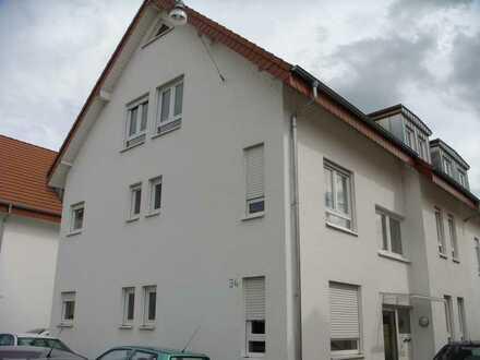 3-Zimmerwohnung im EG mit Südterrasse