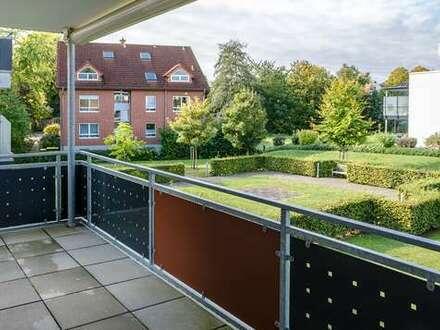 Altersgerecht aus Bj. 2010 mit riesen Balkon! Gepflegt im 1.OG mit Tiefgarage! Bielefeld - Theesen