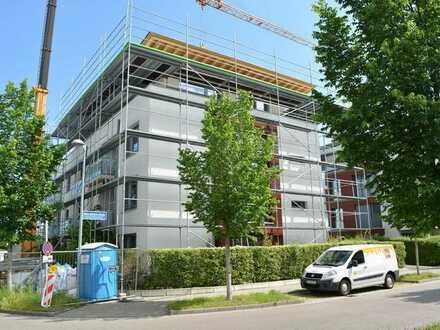 Freiburg-St.Georgen: Großzügige 3 Zimmer-Wohnung mit Einbauküche, 2 Balkone & TG-Stellplatz!
