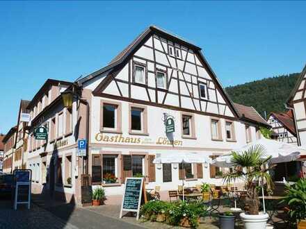 Restaurant mit 3 Wohneinheiten in Toplage von Annweiler