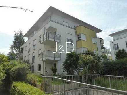 vermietete 2-Zimmer-Wohnung am Fuße des Schlierbergs in Freiburg