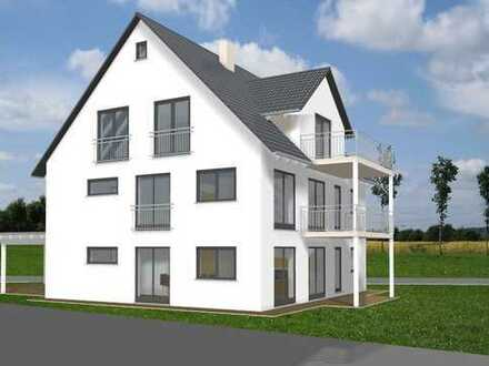 Exklusive 3-Zimmer-Neubau-Wohnung vor den Toren Dinkelsbühls EG/OG