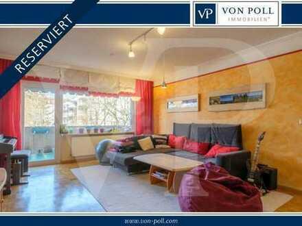 """Ruhig gelegene 4-Zimmerwohnung mit perfekten Schnitt """"ideal für Familien""""!"""