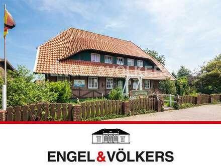Attraktives Mehrfamilienhaus mit schönem Grundstück