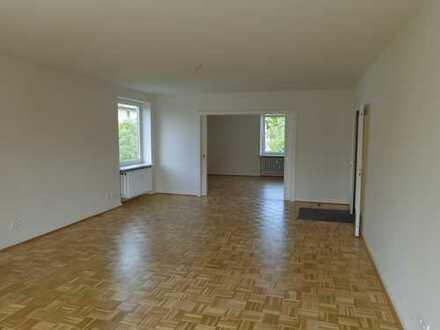 5 Zi Wohnung in Düsternbrook m. Gartennutzung