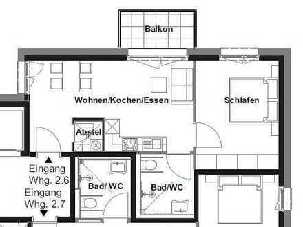 2-Zimmer Wohnung zu vermieten - Wohnen und Wohlfühlen in Tuttlingen