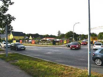 Baugrundstück in exponierter Lage nahe S-Bhf. Königs Wusterhausen