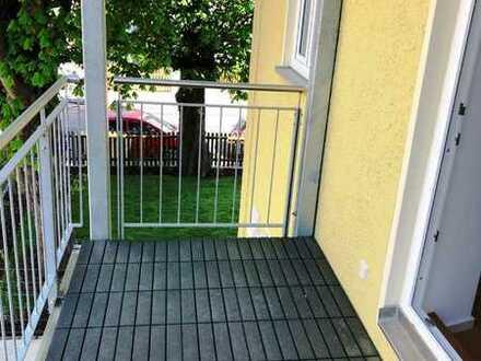 **GÖGGINGEN** Modern und liebevoll sanierte 3 ZKB- Wohnung mit West-Balkon in TOP Lage (ERSTBEZUG)W5