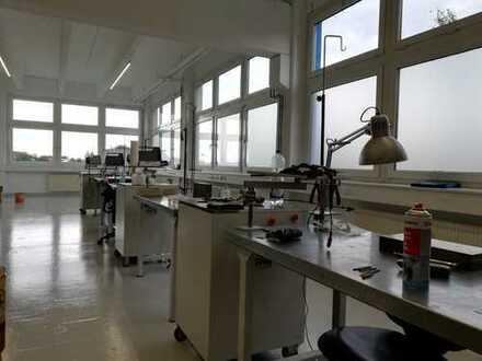 Lagerhalle Werkstatt Produktion NORD-OST Nürnberg