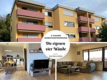 """Die eigenen """"vier Wände"""" in Bad Bellingen!"""